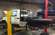 XB Automotive 4 wheeel drive repairs