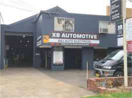 XB Automotive Call 02 9684 1206